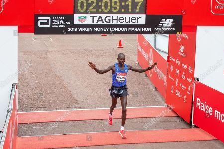 Editorial picture of London Marathon, UK - 28 Apr 2019
