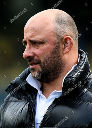 Editorial photo of Worcester Warriors v Gloucester Rugby, UK - 28 Apr 2019