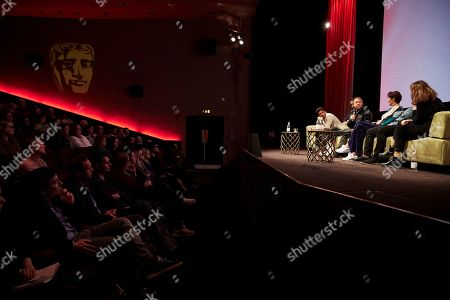 Editorial photo of BAFTA Television: The Sessions, BAFTA, 195 Piccadilly, London, UK - 27 Apr 2019