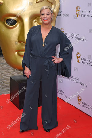 Editorial picture of British Academy Television Craft Awards, Arrivals, London, UK - 28 Apr 2019
