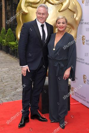 Lisa Armstrong and Jason Gilkison