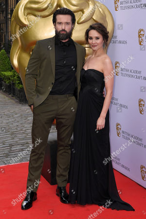 Stock Picture of Emmett J. Scanlan and Claire Cooper