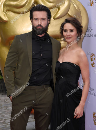 Editorial image of British Academy Television Craft Awards, Arrivals, London, UK - 28 Apr 2019