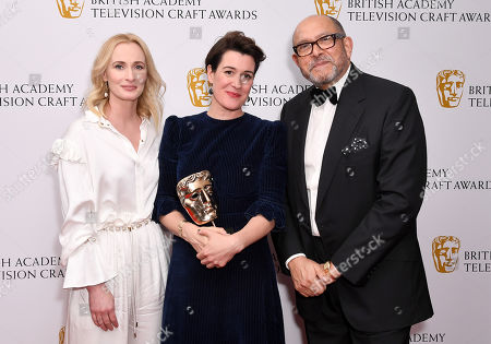 Suzanne Cave - Costume Design - A Very English Scandal presented by Genevieve O'Reilly and Bruce Oldfield