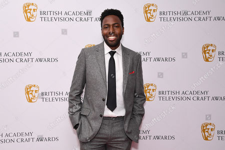 Editorial image of British Academy Television Craft Awards, Press Room, London, UK - 28 Apr 2019