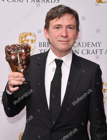 David Nicholls - Writer: Drama - Patrick Melrose