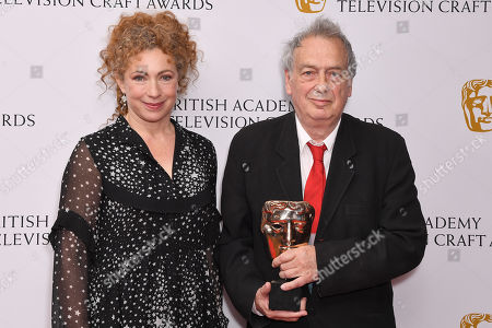 Stephen Frears - Director: Fiction - A Very English Scandal presented by Alex Kingston