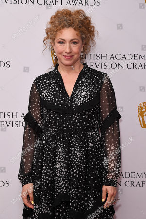 Editorial picture of British Academy Television Craft Awards, Press Room, London, UK - 28 Apr 2019
