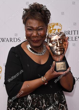 Stock Image of Emma Thomas - Special Award