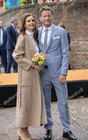 Prince Pieter-Christiaan, Princess Anita