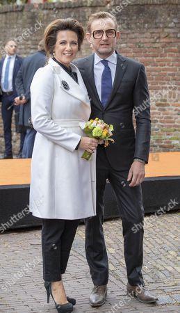 Prince Bernhard, Princess Annette
