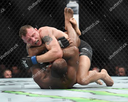 Editorial picture of UFC Fight Night, Florida, USA - 27 Apr 2019