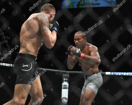 Editorial image of UFC Fight Night, Florida, USA - 27 Apr 2019