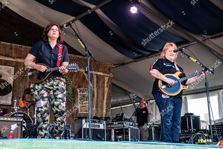 Amy Ray, Emily Saliers. Amy Ray, left, and Emily Saliers of Indigo Girls perform at the New Orleans Jazz and Heritage Festival, in New Orleans
