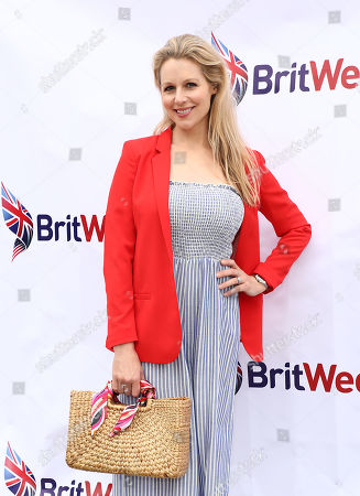 Editorial photo of Britweek Presents Luxury Car Rally, Wallis Annenberg Center for the Performing Arts, Los Angeles, USA - 28 Apr 2019