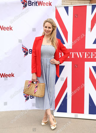 Editorial picture of Britweek Presents Luxury Car Rally, Wallis Annenberg Center for the Performing Arts, Los Angeles, USA - 28 Apr 2019
