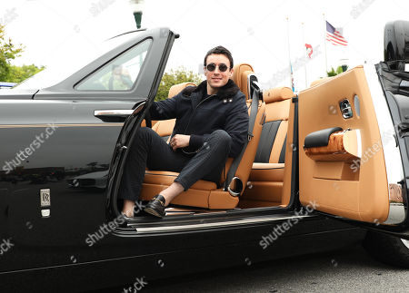 Editorial image of Britweek Presents Luxury Car Rally, Wallis Annenberg Center for the Performing Arts, Los Angeles, USA - 28 Apr 2019