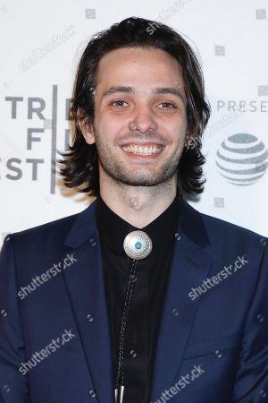 Miles Joris-Peyrafitte, director