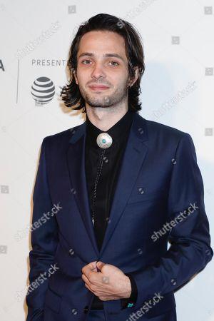 Editorial photo of 'Dreamland' premiere, Tribeca Film Festival, New York, USA - 28 Apr 2019