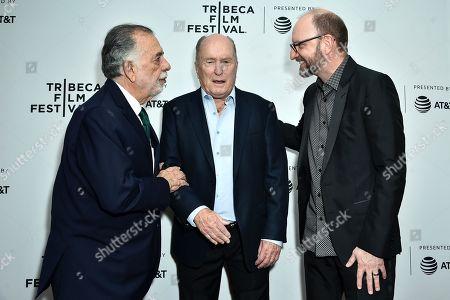 Francis Coppola, Robert Duvall, Steven Soderbergh