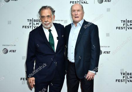 Francis Coppola, Robert Duvall
