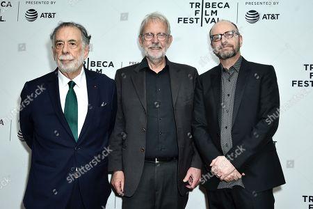 Francis Coppola, Walter Murch, Steven Soderbergh