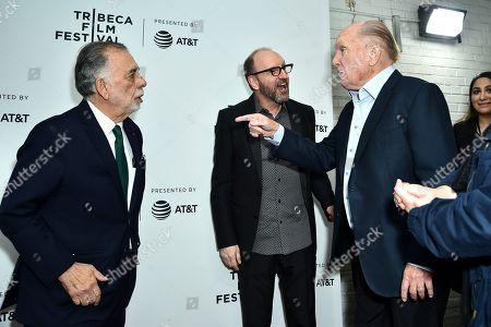 Francis Coppola, Steven Soderbergh, Robert Duvall