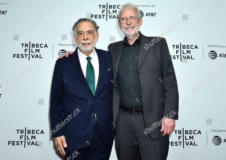 Editorial image of 'Apocalypse Now' premiere and 40th Anniversary Final Cut, Tribeca Film Festival, New York, USA - 28 Apr 2019