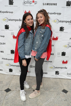 Romy Weltman and Addison Holley