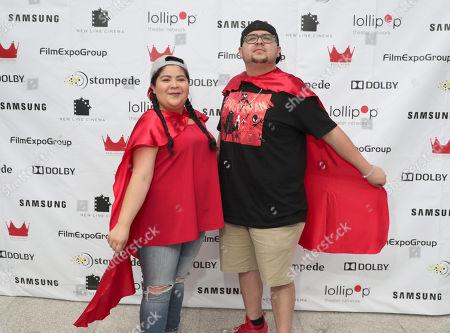 Rainiy Rodriguez and Rico Rodriguez