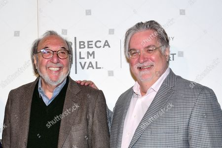James L Brooks, Matt Groening