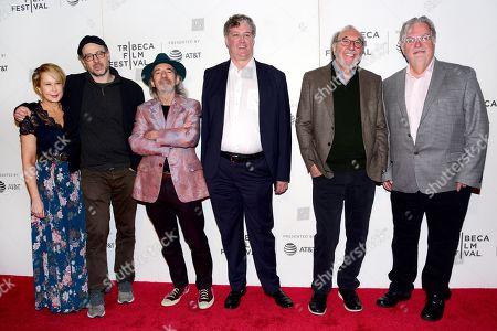 Yeardley Smith, Matt Selman, Harry Shearer, Al Jean, James L Brooks, Matt Groening