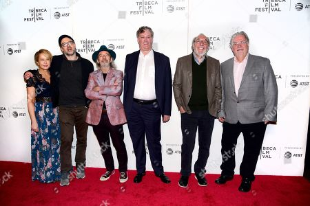Yeardley Smith, Matt Selman, Harry Shearer, Al Jean, James L Brooks, Matt Groening
