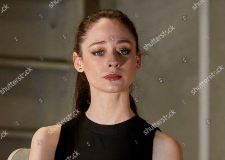 Stock Picture of Actress Elena Rivera