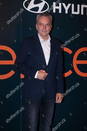Stock Photo of Jose Coronado