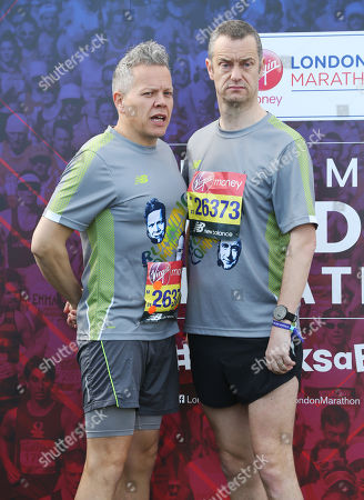 Rob Deering and Paul Tonkinson