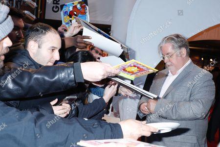Stock Photo of Matt Groening