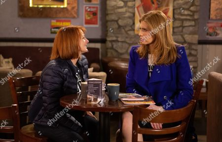 Ep 8464 Thursday 2nd May 2019 - 1st Ep On the day of the local election, Nicola King, as played by Nicola Wheeler, worries whether she can beat Hilary and Harry. With Bernice Blackstock, as played by Samantha Giles.