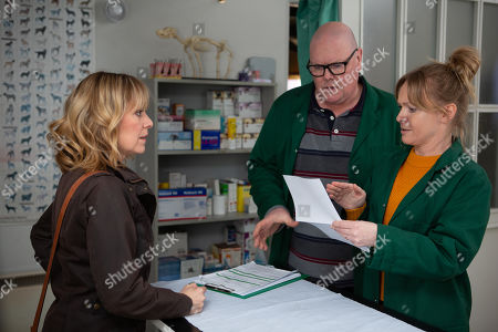Ep 8460 Monday 29th April 2019 Paddy Kirk, as played by Dominic Brunt, is stunned to learn that Jamie Tate is one of the potential interviewees. Rhona Goskirk, as played by Zoe Henry, tries to assure a furious Paddy and Vanessa Woodfield, as played by Michelle Hardwick, that Jamie could be an asset to the team, and persuades them to give him a chance.