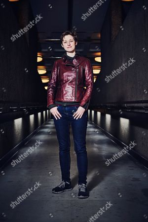 Editorial photo of Catherine Webb Portrait Shoot, London - 2 May 2018