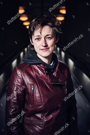 Stock Picture of London United Kingdom - May 2: Portrait Of English Science Fiction And Fantasy Author Catherine Webb Photographed At The Barbican In London On May 2