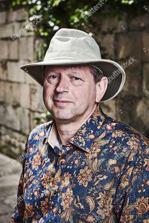 Editorial picture of Peter F. Hamilton Portrait Shoot, Bath - 21 Jun 2018
