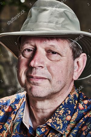 Editorial image of Peter F. Hamilton Portrait Shoot, Bath - 21 Jun 2018