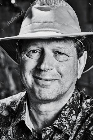 Editorial photo of Peter F. Hamilton Portrait Shoot, Bath - 21 Jun 2018