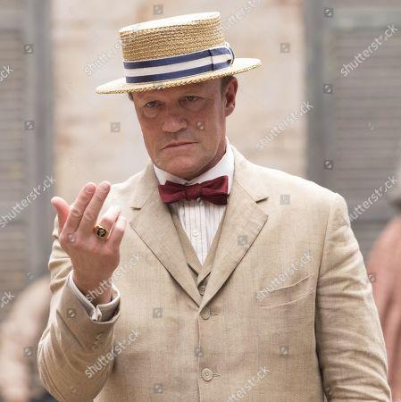 Michael Rooker as Pat McMurphy