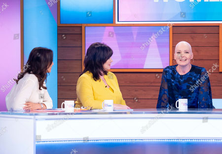 Andrea McLean, Coleen Nolan, Beverley Craven