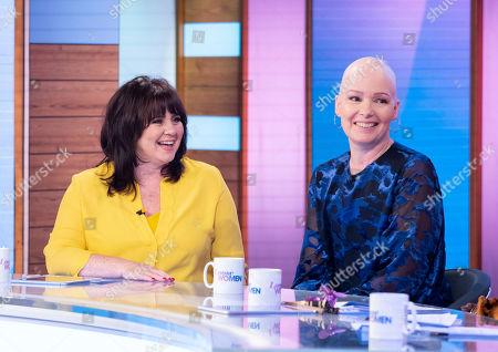 Editorial image of 'Loose Women' TV show, London, UK - 29 Apr 2019