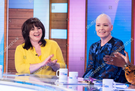 Editorial picture of 'Loose Women' TV show, London, UK - 29 Apr 2019