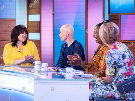 Editorial photo of 'Loose Women' TV show, London, UK - 29 Apr 2019
