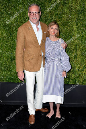 Paul Sevigny and Sophie Aschauer